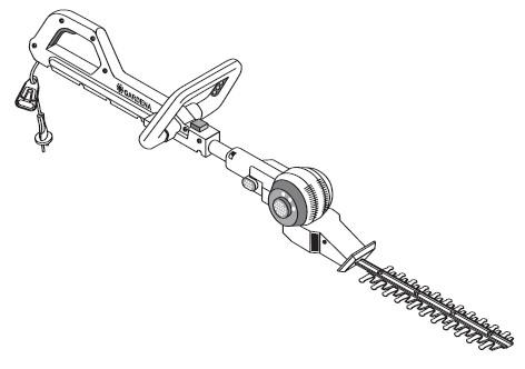 ersatzteile gardena teleskop heckenschere ths 400 2586. Black Bedroom Furniture Sets. Home Design Ideas