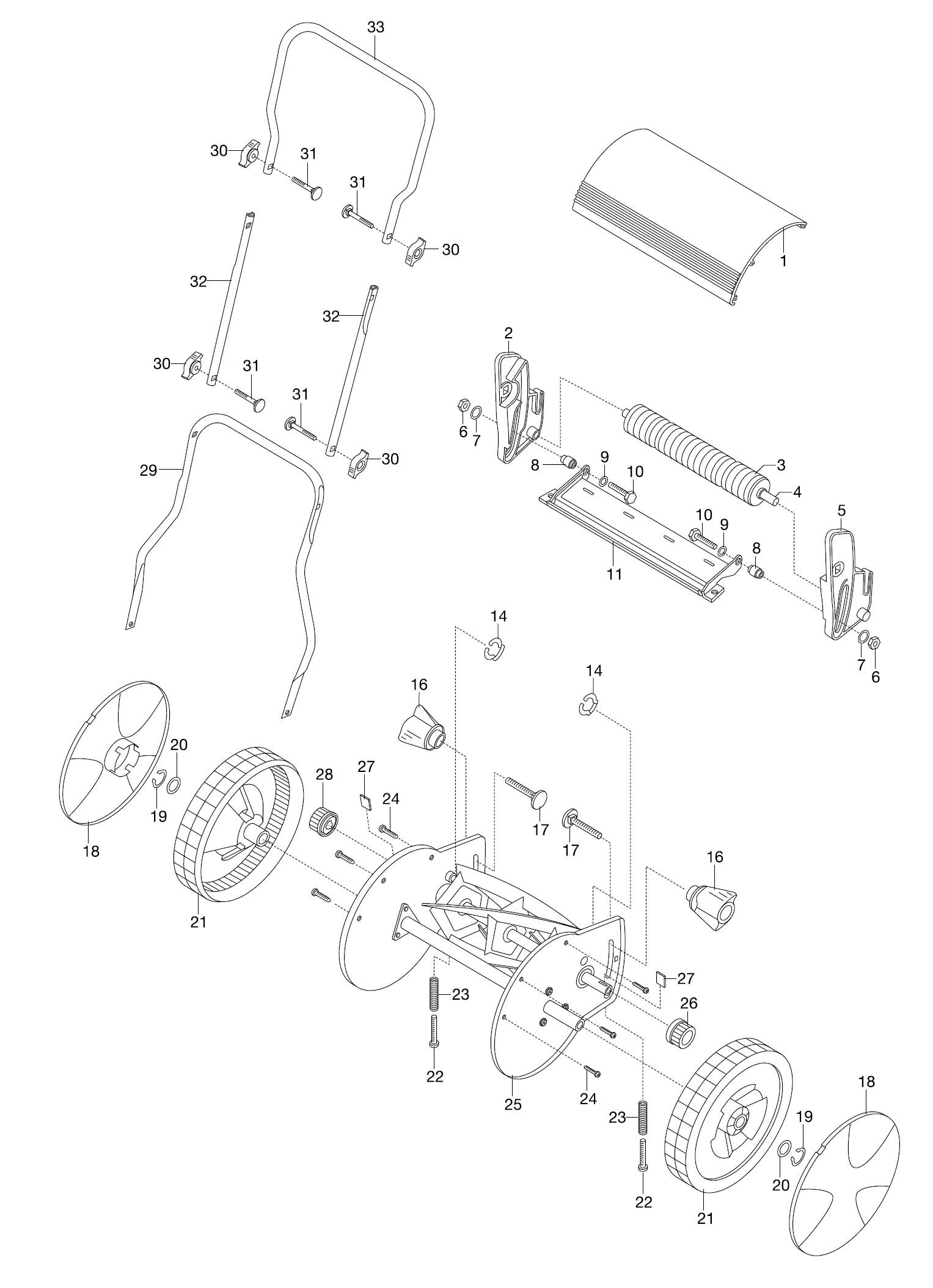 gardena ersatzteile spindelm her 300 4020 ersatzteil fee. Black Bedroom Furniture Sets. Home Design Ideas