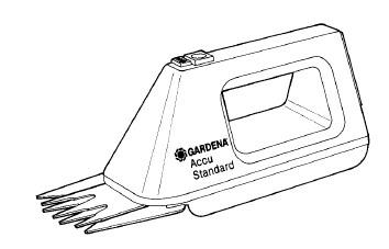 ersatzteile gardena rasenschere accu 3 2315 accu 4 2320 ersatzteil fee. Black Bedroom Furniture Sets. Home Design Ideas