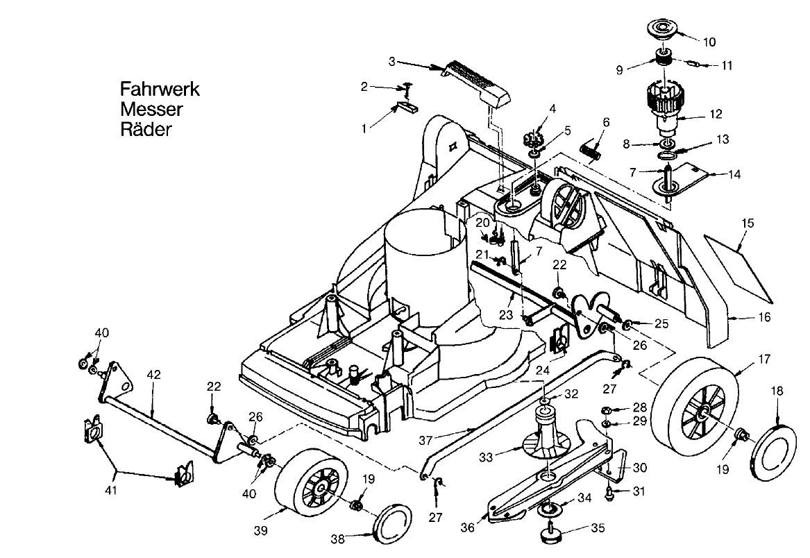 gardena ersatzteile hattrick mulchcut he 40 4009 messer. Black Bedroom Furniture Sets. Home Design Ideas