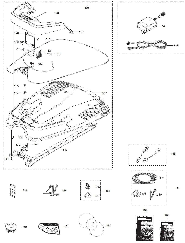 gardena ersatzteile ladestation m hroboter r38li 4071 35 ab bj 2017 ersatzteil fee. Black Bedroom Furniture Sets. Home Design Ideas