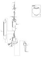 GARDENA Ersatzteile Lightline Kugelleuchte 4202