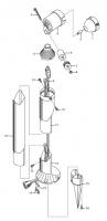 GARDENA Ersatzteile Lightline Strahler 10 W 4206
