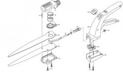 Ersatzteile GARDENA Classic Grasschere drehbar 8731