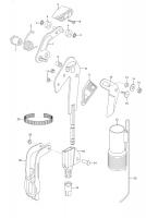 Ersatzteile für GARDENA combisystem-Amboss-Baumschere 303