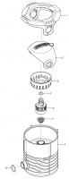 Ersatzteile GARDENA Wassersteckdose 8250