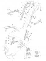 Ersatzteile GARDENA Turbotrimmer EasyCut 400 8846