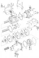Ersatzteile GARDENA Gartenpumpe Duo-Pumpe 5000/3 SGP 1471