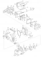 Ersatzteile GARDENA Classic Gartenpumpe 3000/4 1707
