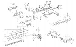 Ersatzteile GARDENA V12 Teleskop Heckenschere THS 42 2264