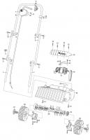 GARDENA Ersatzteile Elektro Rasenlüfter ES 450/30 4060