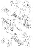 GARDENA Ersatzteile Elektro Rasenlüfter ES 500 4066