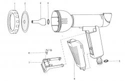 Ersatzteile GARDENA Spritz-Brause 1927