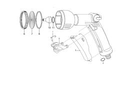 Ersatzteile GARDENA Spritz Brause 8103