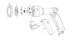 Ersatzteile GARDENA Multifunktions-Brause 8106 ab Bj. 2009