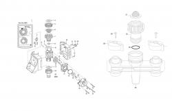 Ersatzteile GARDENA Bewässerungsuhr T 1030 Duo plus 1870