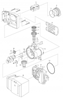Ersatzteile GARDENA Bewässerungsuhr T 1030 card 1830