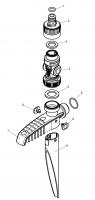 Ersatzteile GARDENA Wasserstecker 8254