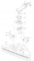 Ersatzteile GARDENA Cleansystem Gelenk-Schrubber 5562