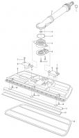 Ersatzteile GARDENA Cleansystem Fensterwascher 5564