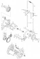 GARDENA Ersatzteile Schlauchmobil 30 roll-up 2634/2635