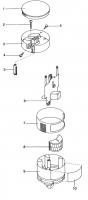 GARDENA Ersatzteile Lightline Bewegungsmelder 4235