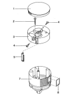 GARDENA Ersatzteile Lightline Dämmerungssensor mit Timer 4233