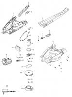 Ersatzteile GARDENA Allround Bläser AccuJet 18-Li 9335