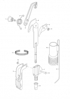 Ersatzteile für GARDENA combisystem Baumschere 302