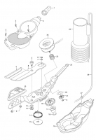 Ersatzteile GARDENA combisystem Baumschere 35 AL 324
