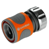 Ersatzteile GARDENA Premium Schlauchstück 8166/8167, Wasserstop 8168/8169