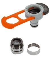 Ersatzteile GARDENA Adapter für Indoor-Wasserhähne 8187