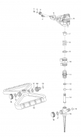 Ersatzteile GARDENA Kreis- und Sektorenregner 809/811/818