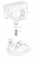 Ersatzteile GARDENA ZoomMaxx 8127