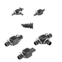 GARDENA Micro Drip System Verbindungsteile 4,6 mm und 13 mm
