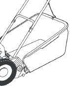 GARDENA Ersatzteile Grasfangkorb faltbar 2491