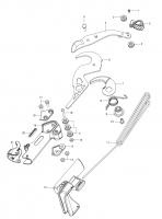 Ersatzteile für GARDENA combisystem Bypass Baumschere 298