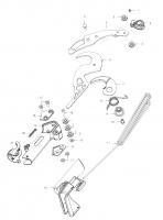 Ersatzteile für GARDENA combisystem Amboss Baumschere 297