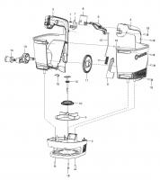GARDENA Ersatzteile Handstreuer M 431