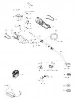 Ersatzteile GARDENA Accu Trimmer PowerCut Li-40/30 R 9827