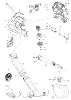 Ersatzteile GARDENA Gartensauger-/BLäser PowerJet Li-40 9338-20