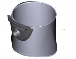 Ersatzteile Kärcher Trockensauger Geräteteile AD 2 Battery Set  1.348-301.0