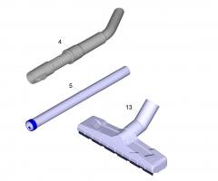 Ersatzteile Kärcher Trockensauger Geräteteile AD 4 PREMIUM -II 1.629-731.0