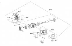 Ersatzteile Kärcher Pumpen Einzelteile BP 3 Home  1.645-365.0